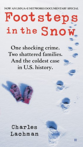 The cover of Footsteps in the Snow