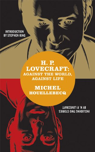 The cover of H. P. Lovecraft: Against the World, Against Life
