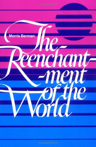 The cover of The Reenchantment of the World