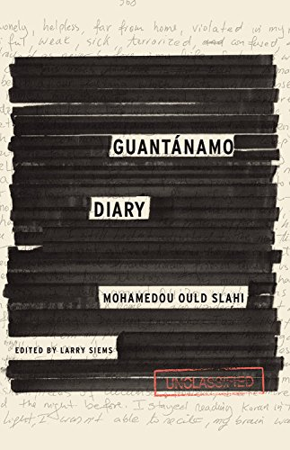The cover of Guantánamo Diary