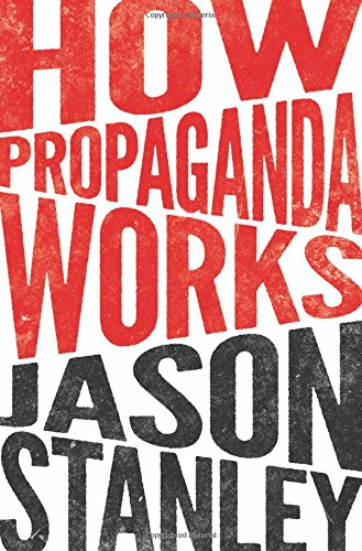 The cover of How Propaganda Works
