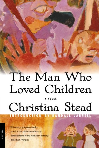 The cover of The Man Who Loved Children: A Novel