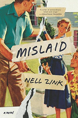 The cover of Mislaid: A Novel