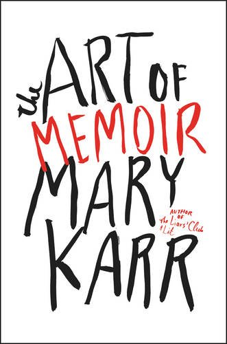 The cover of The Art of Memoir