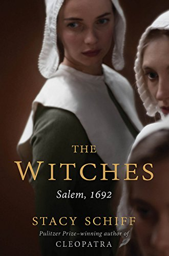 The cover of The Witches: Salem, 1692