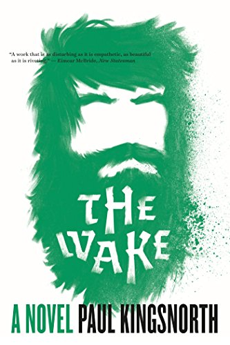 The cover of The Wake: A Novel