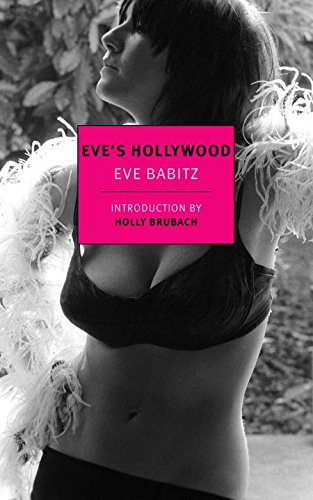 The cover of Eve's Hollywood