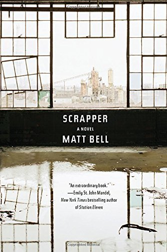 The cover of Scrapper
