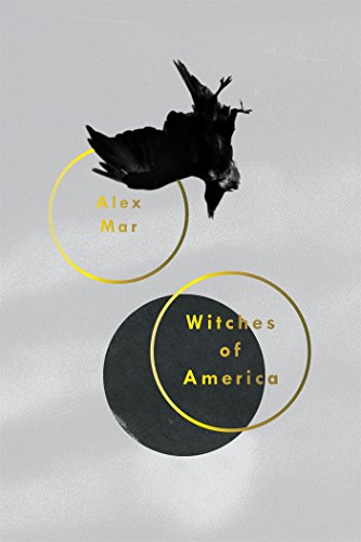 The cover of Witches of America