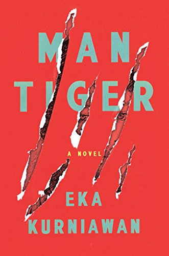 The cover of Man Tiger: A Novel