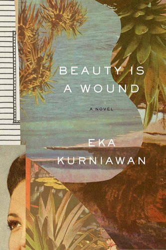 The cover of Beauty Is a Wound