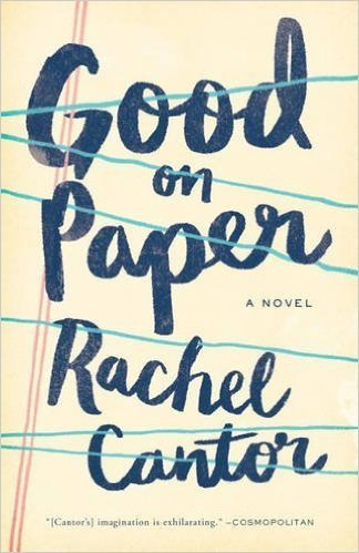 The cover of Good on Paper