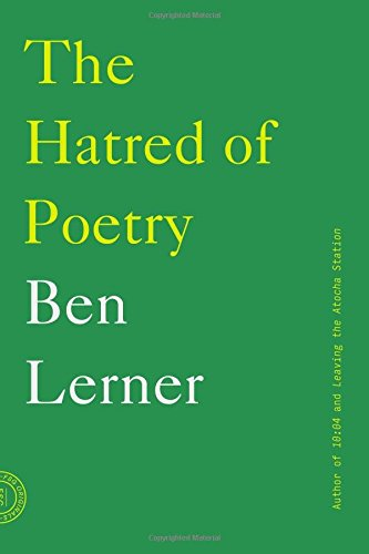 The cover of The Hatred of Poetry