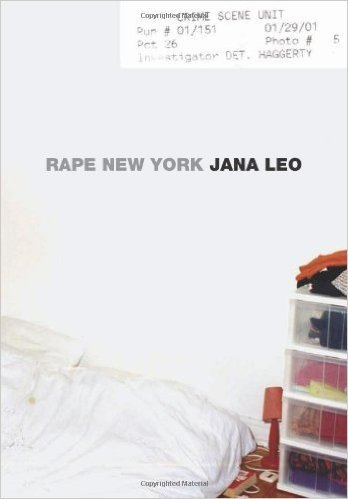 The cover of Rape New York
