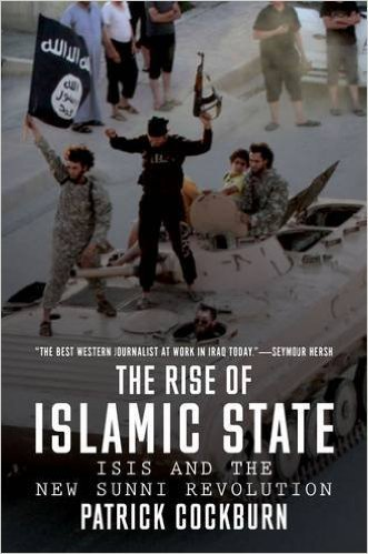 The cover of The Rise of Islamic State: ISIS and the New Sunni Revolution