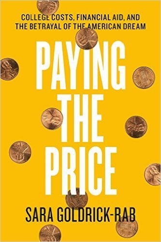 The cover of Paying the Price