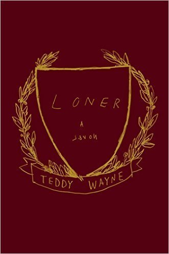 The cover of Loner