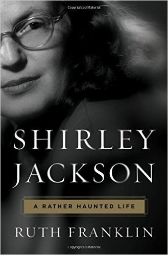 The cover of Shirley Jackson: A Rather Haunted Life