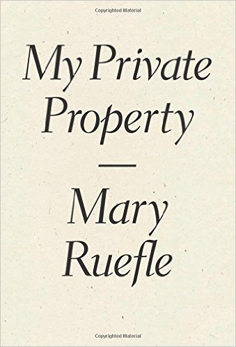 The cover of My Private Property