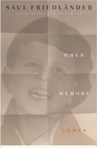 The cover of When Memory Comes