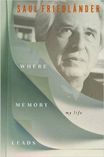The cover of Where Memory Leads: My Life