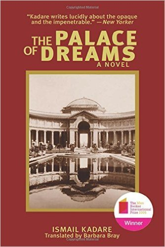 The cover of The Palace of Dreams: A Novel