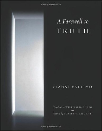 The cover of A Farewell to Truth