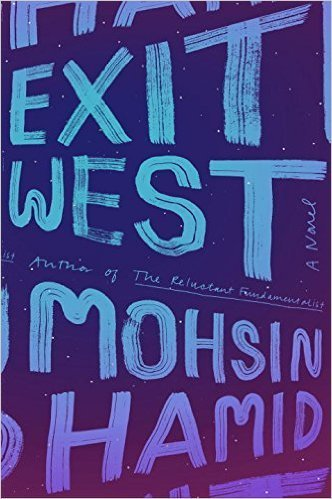 The cover of Exit West: A Novel