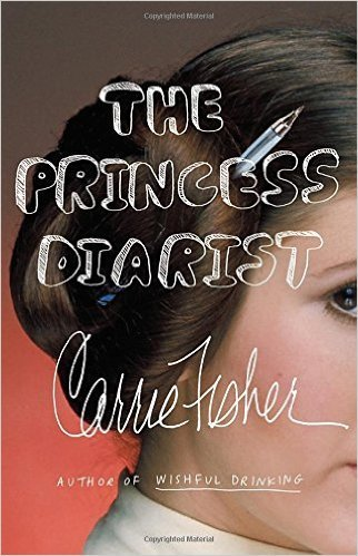 The cover of The Princess Diarist