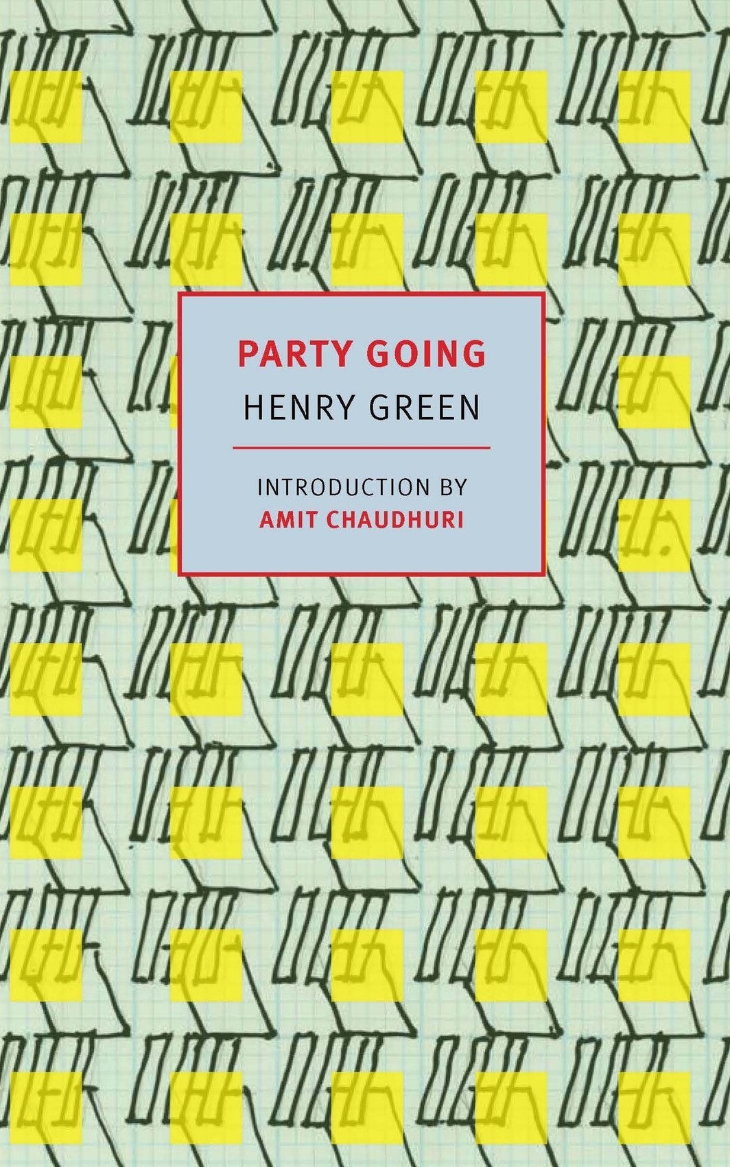 The cover of Party Going
