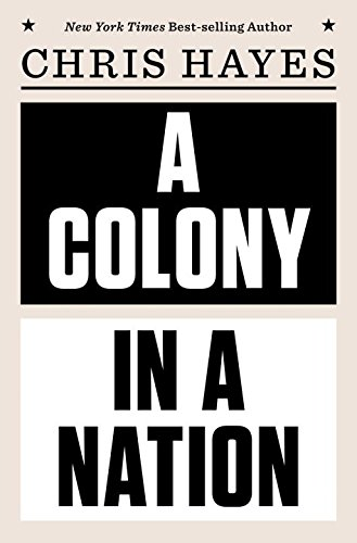 The cover of A Colony in a Nation