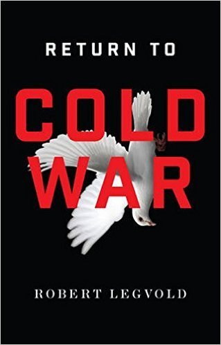 The cover of Return to Cold War