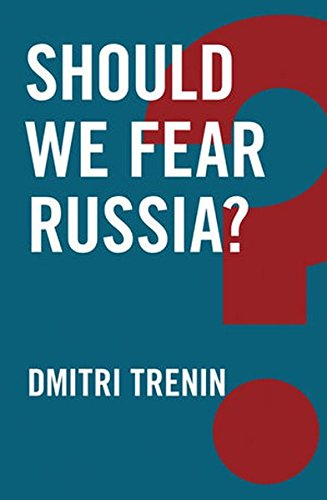 The cover of Should We Fear Russia? (Global Futures)