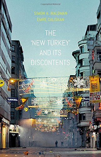 The cover of The New Turkey and Its Discontents