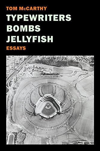 The cover of Typewriters, Bombs, Jellyfish: Essays