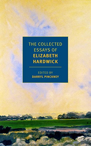 The cover of The Collected Essays of Elizabeth Hardwick