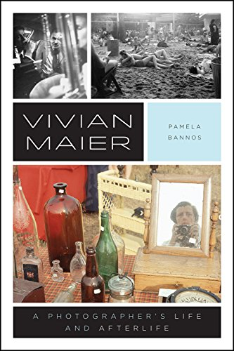 The cover of Vivian Maier: A Photographer?s Life and Afterlife
