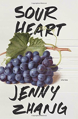 The cover of Sour Heart: Stories