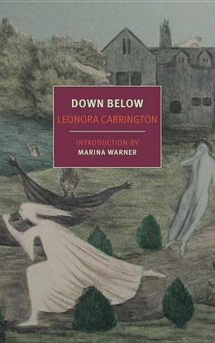 The cover of Down Below (NYRB Classics)