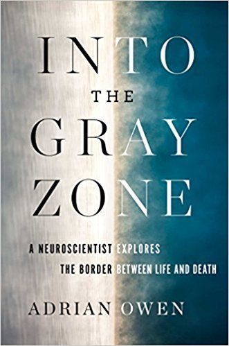 The cover of Into the Gray Zone: A Neuroscientist Explores the Border Between Life and Death