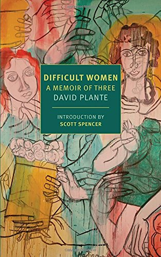 The cover of Difficult Women: A Memoir of Three