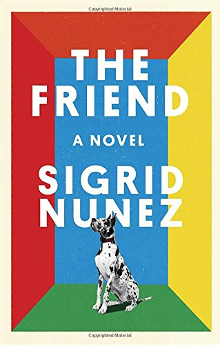The cover of The Friend: A Novel