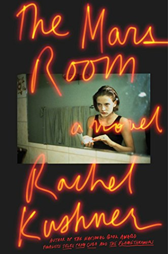 The cover of The Mars Room: A Novel