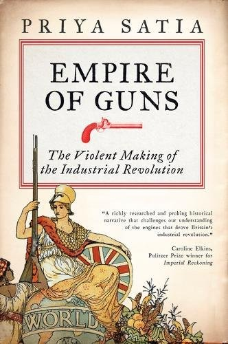 The cover of Empire of Guns