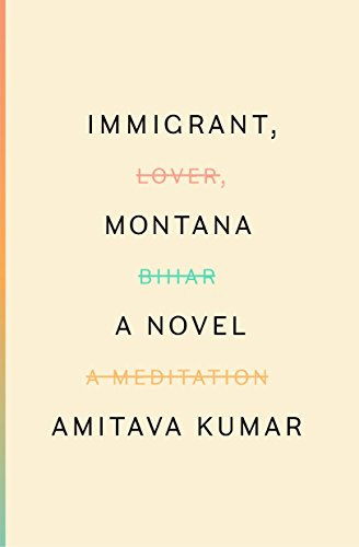 The cover of Immigrant, Montana: A novel
