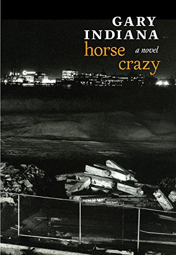 The cover of Horse Crazy