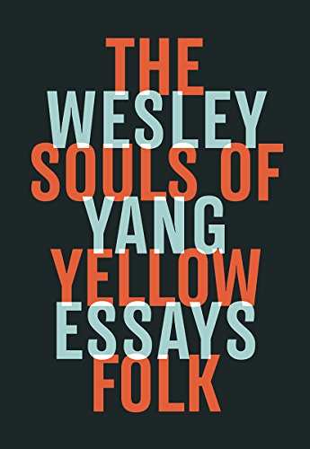 The cover of The Souls of Yellow Folk: Essays