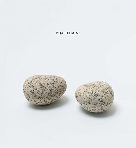 The cover of Vija Celmins