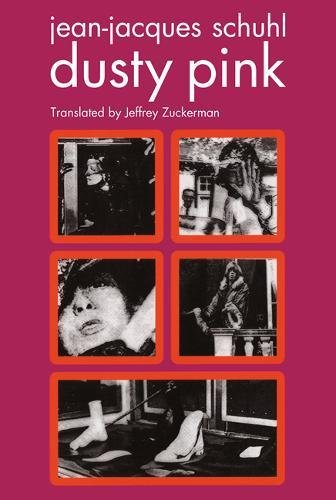 The cover of Dusty Pink (Semiotext(e) / Native Agents)