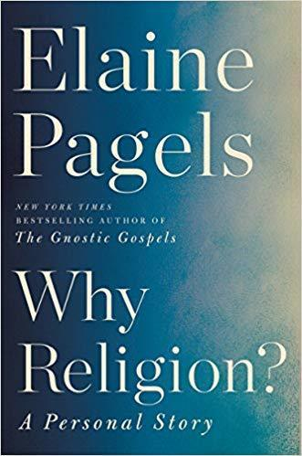The cover of Why Religion?: A Personal Story